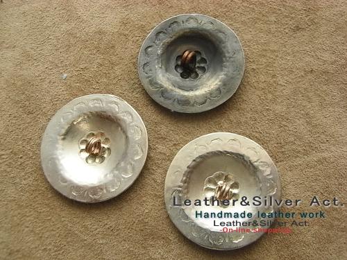 シルバーアクセサリーの複製 鋳造