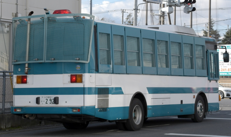 大型輸送車