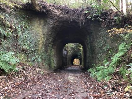月先トンネル