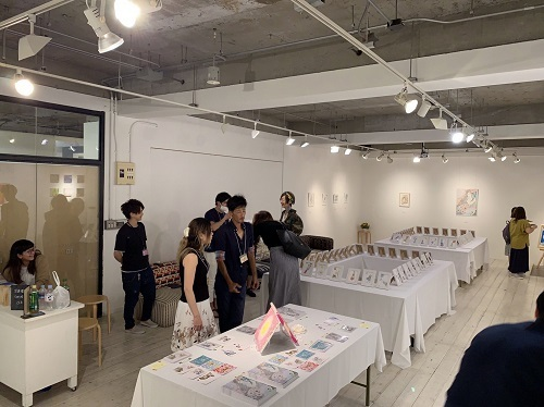papiko東京個展