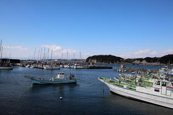 葉山漁港s