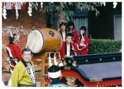出陣式の太鼓1