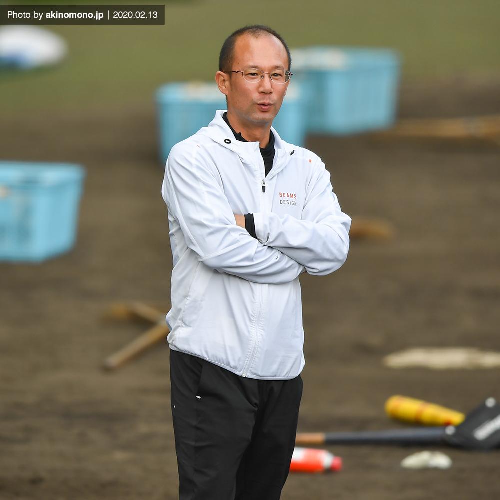 田村恵スカウト課長