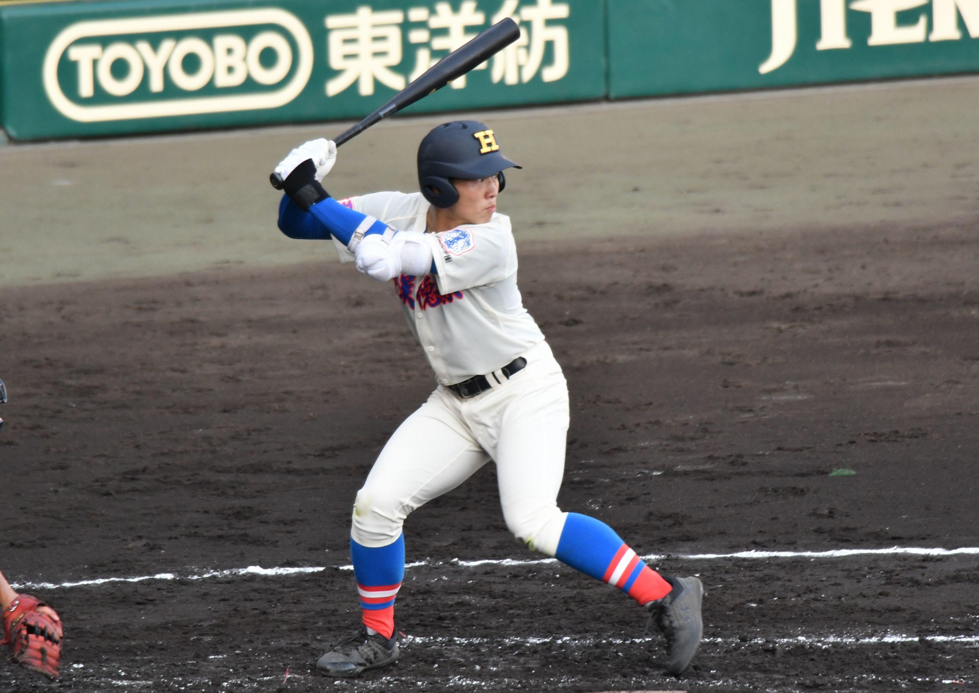 20190811花咲徳栄 橋本