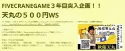 500円WS詳細