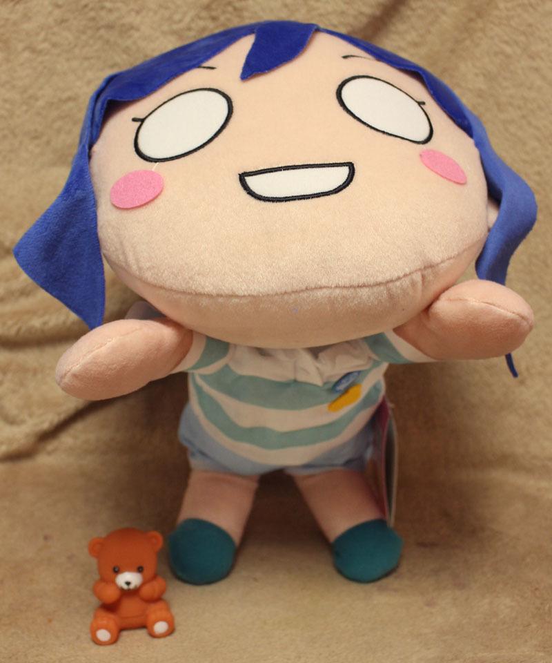 寝そべりぬいぐるみ 松浦果南ボーダーシャツ 200211