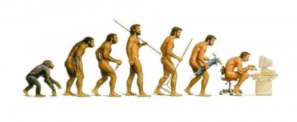 サル進化 (1)
