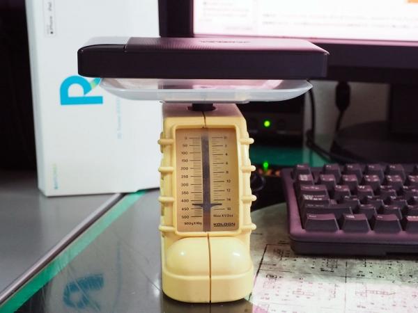 RP-PB172-重量計測