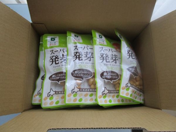 スーパー 発芽大豆 あさイチ (2)