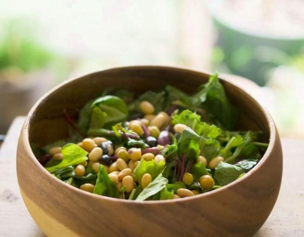 大豆サラダイメージ