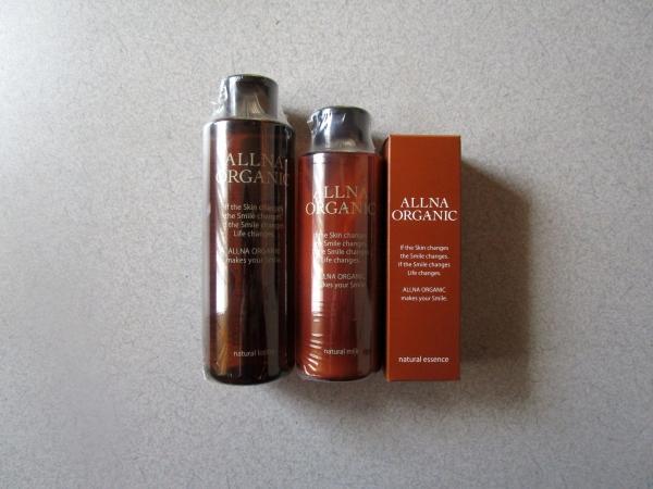 オルナオーガニック基礎化粧品セット (1)