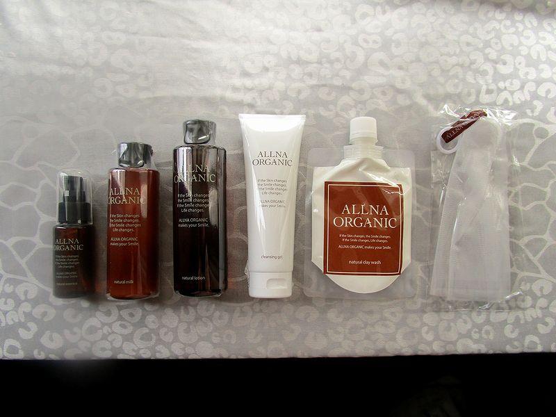 福袋5点_1のセットオルナオーガニック化粧品 (3)
