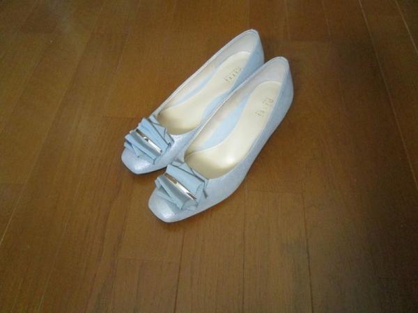 ELシルバーの靴 ピッティ (2)