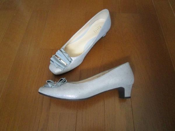 ELシルバーの靴 ピッティ (3)