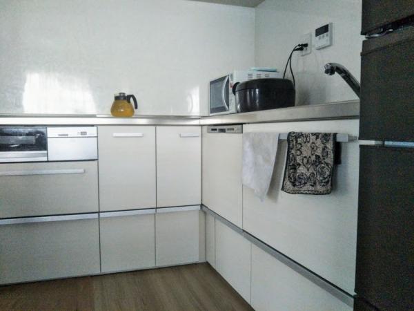最近のキッチン202003091257