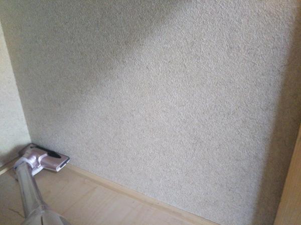 ストーブを片付ける 押入れを掃除する