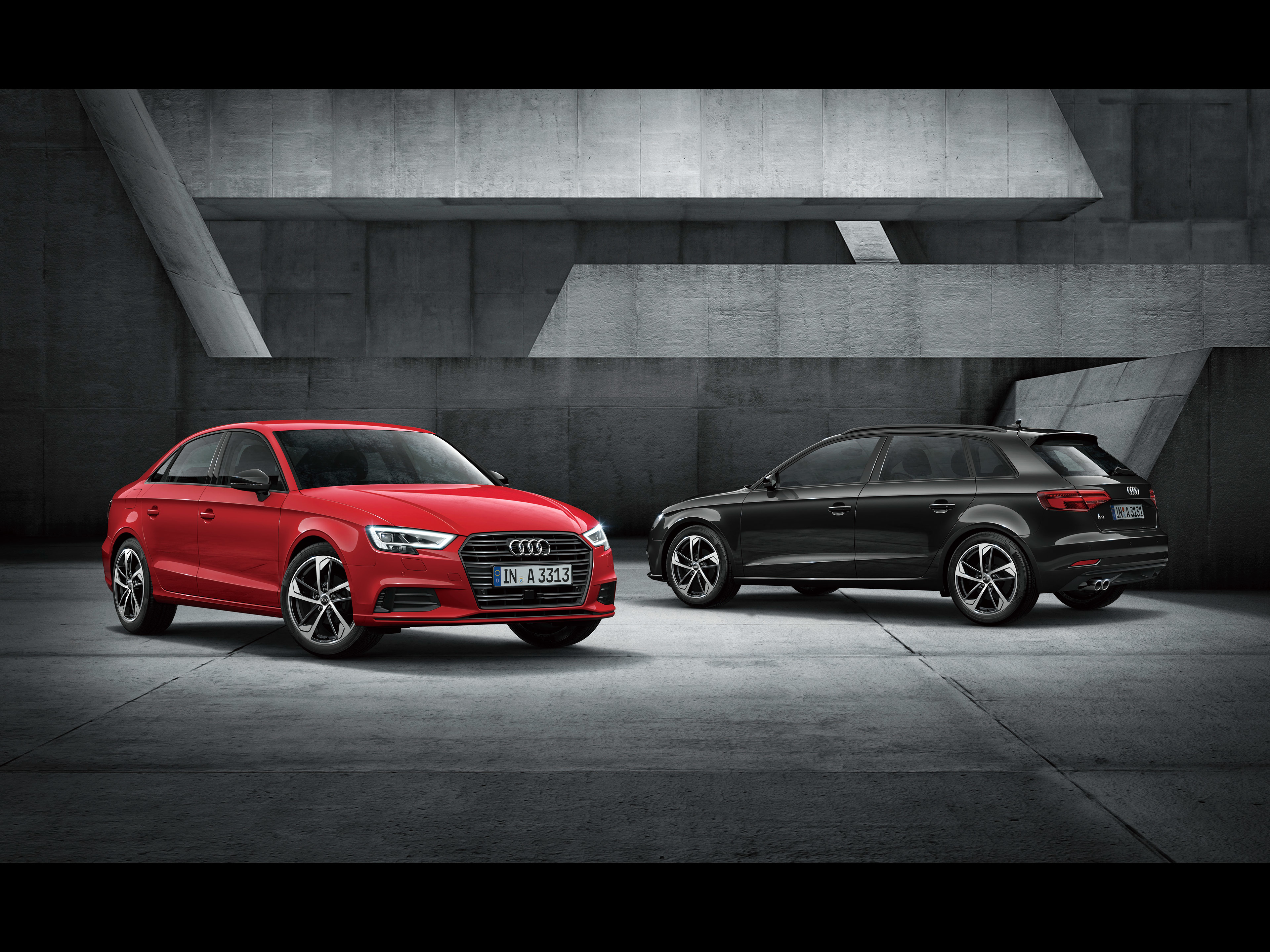 Audi A3 Black Styling 2020 アウディに嵌まる 壁紙画像ブログ