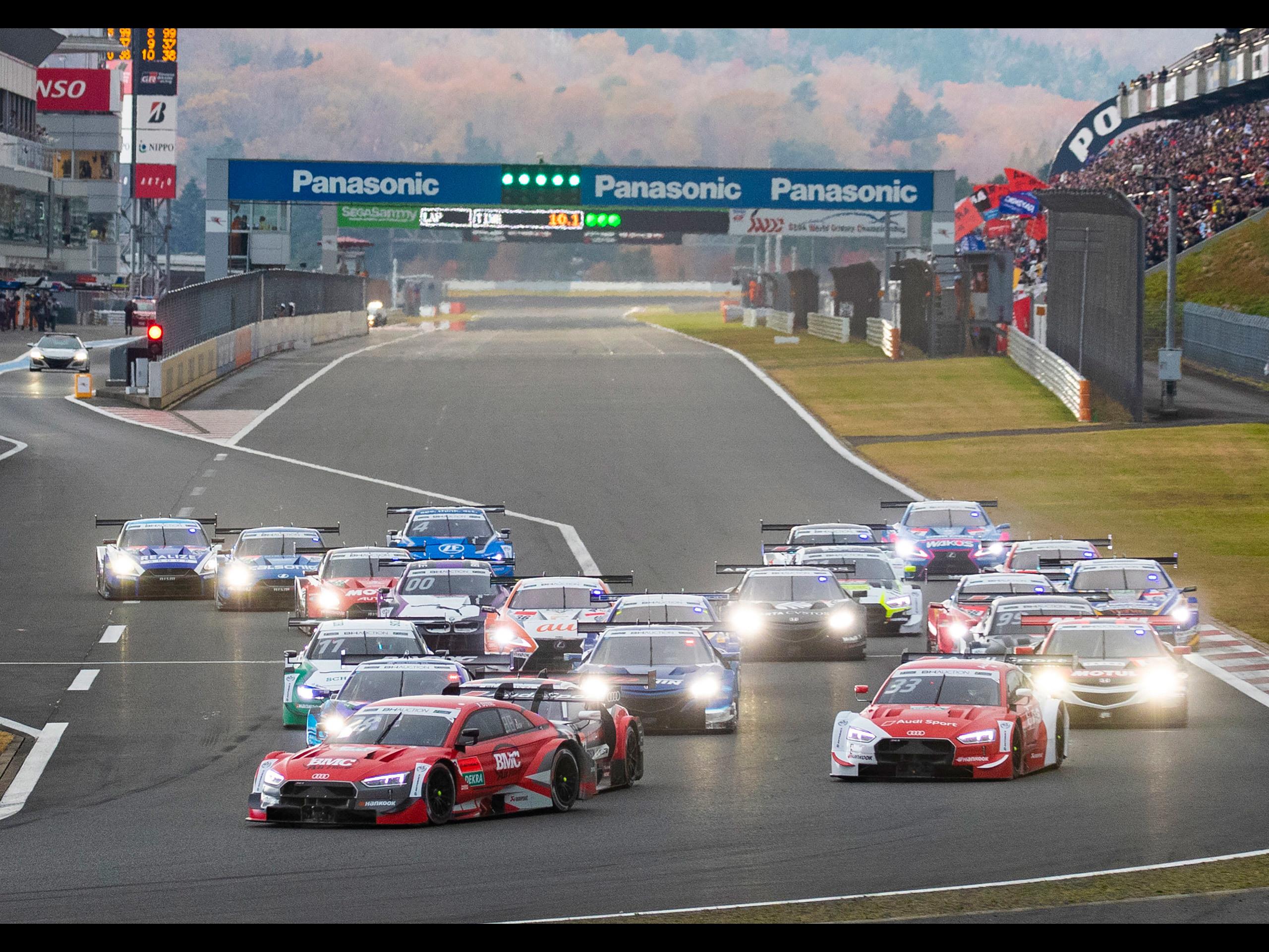 Audi Rs 5 Dtm 3rd At Super Gt X Dtm Dream Race 19 アウディに嵌まる 壁紙画像ブログ