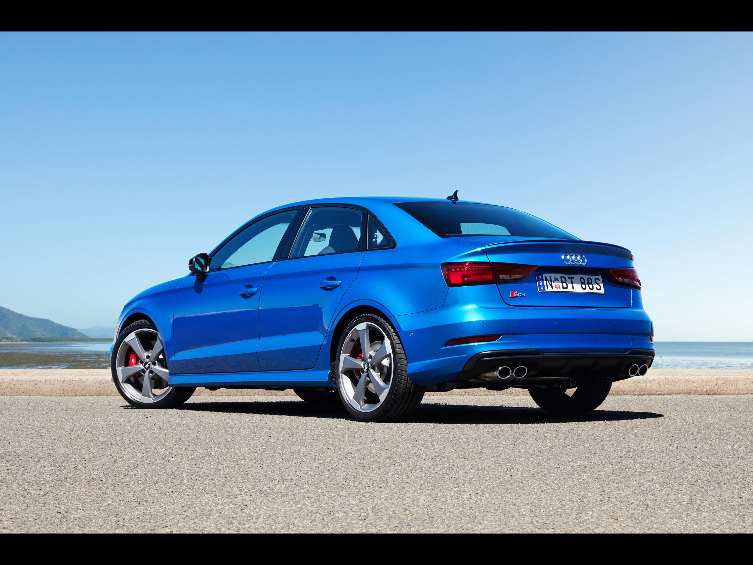 Audi S3 Sedan 2019 - アウディに嵌まる - 壁紙画像ブログ