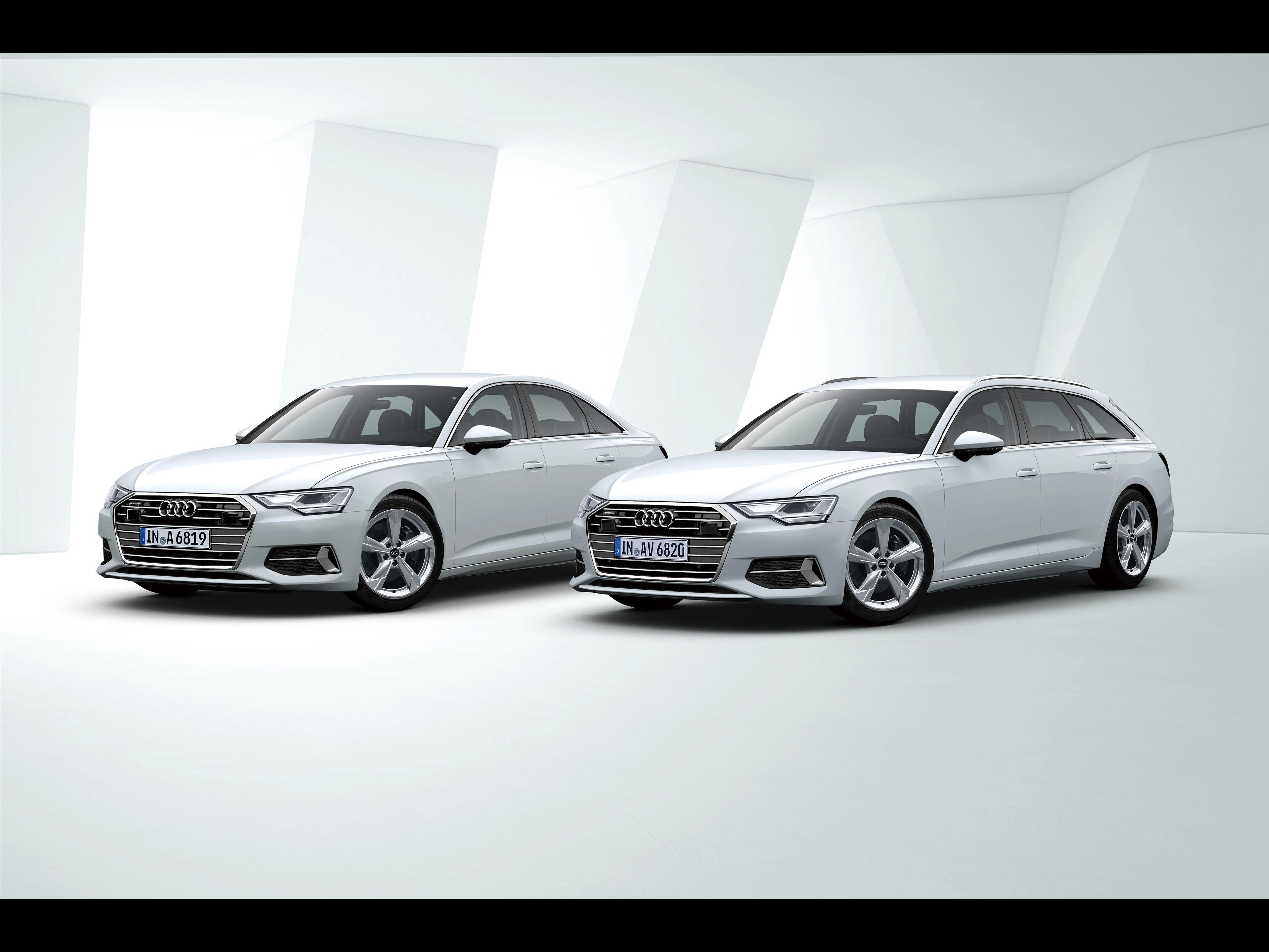 Audi A6 45 Tfsi Quattro Sport 2020 アウディに嵌まる 壁紙画像