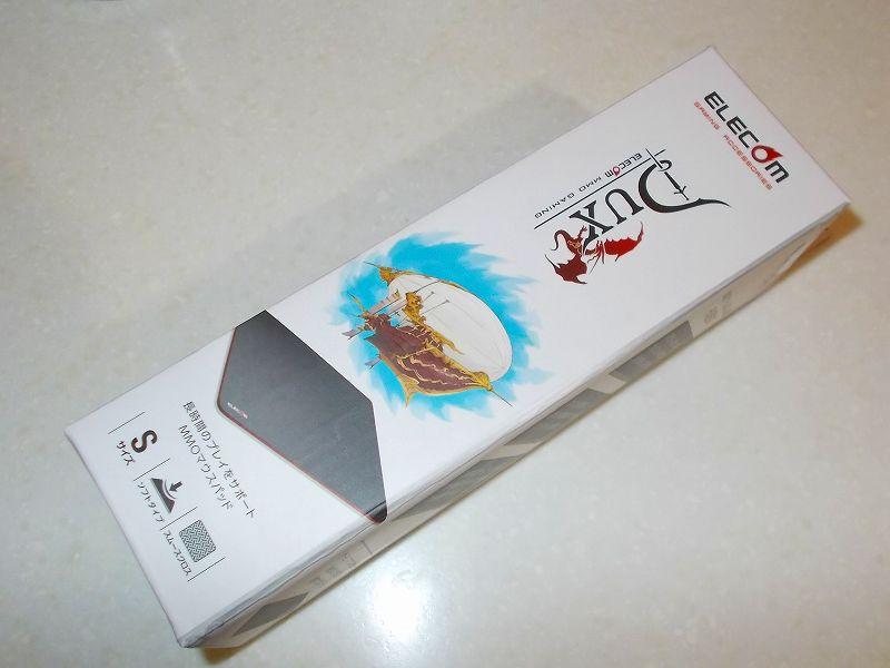 第 3 世代 Ryzen CPU(Zen 2)でこだわりの自作 PC を構成!PC パーツ購入編、自作 PC 周辺機器リスト、マウスパッド エレコム DUX MMO マウスパッド MP-DUXSBK 購入
