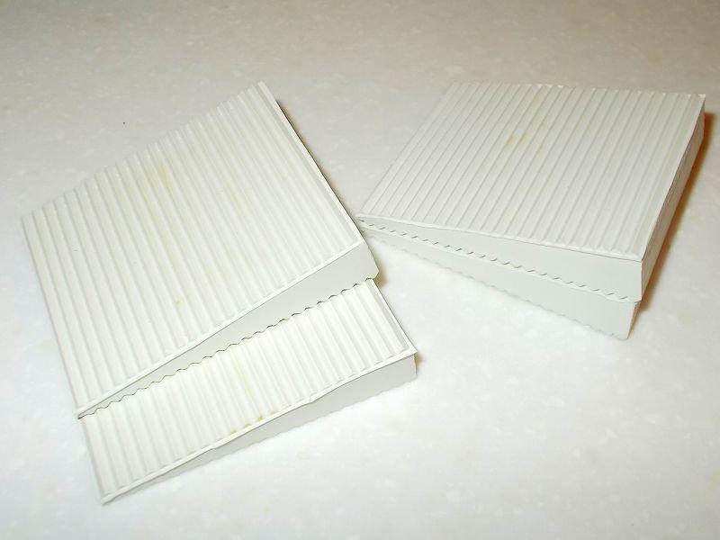 Creative Pebble ホワイト(SP-PBL-WH)セッティングと Creative Sound Blaster Z(SB-Z)設定メモ、HIKARI スキママット GS-60-703 白 (60×70×15mm) 2枚入り 購入