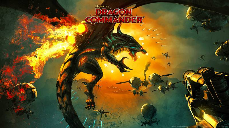 PC ゲーム Divinity: Dragon Commander 日本語化メモ