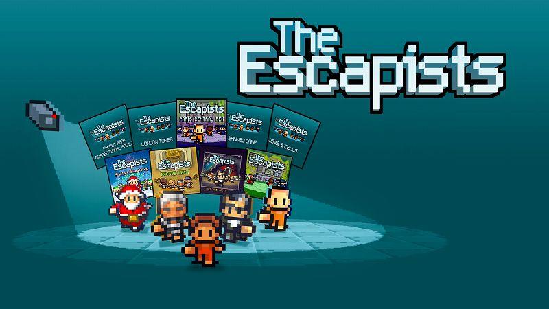PC ゲーム The Escapists 日本語化メモ