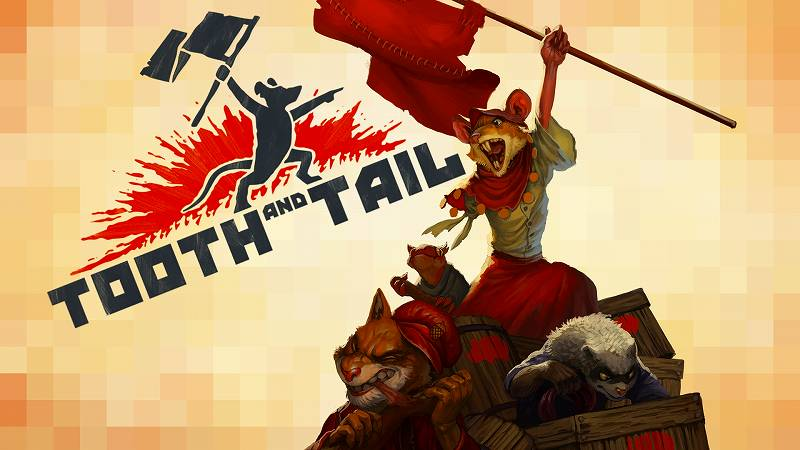 PC ゲーム Tooth and Tail 日本語化メモ