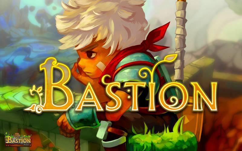 PC ゲーム Bastion 日本語化メモ