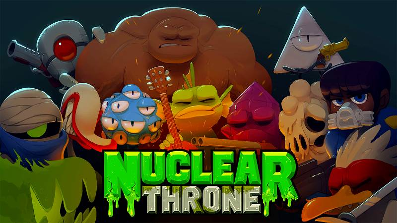 PC ゲーム Nuclear Throne 日本語化とゲームプレイ最適化メモ