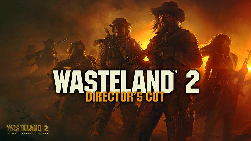 PC ゲーム Wasteland 2 Director's Cut 日本語化メモ
