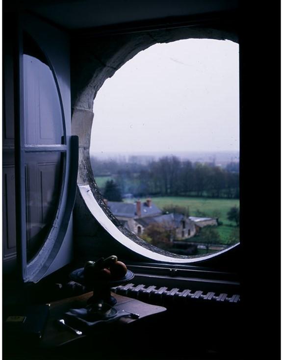 車窓からのフランス