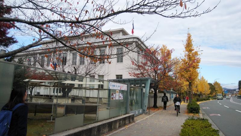 日仏学館1