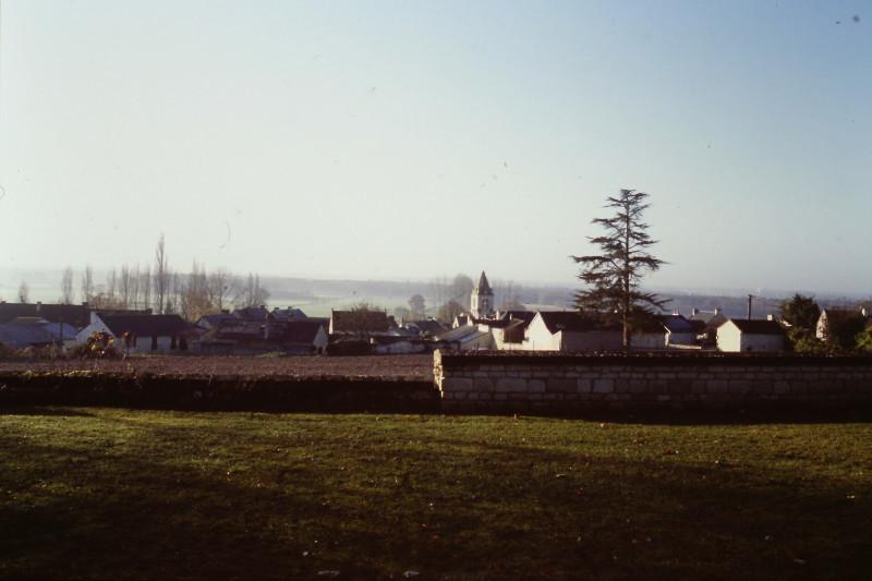 フランス農村風景