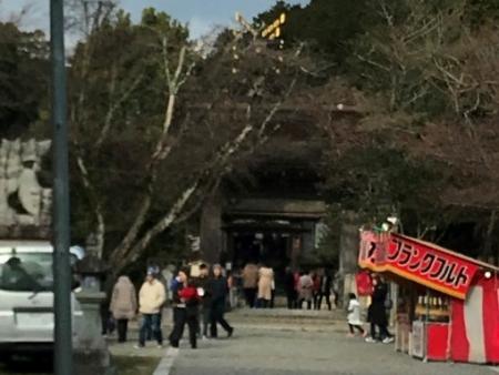 中山神社・参道1