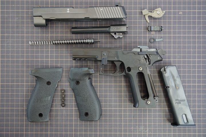 タナカP226MK25-1