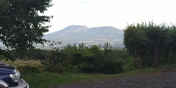 ・9浅間山 9