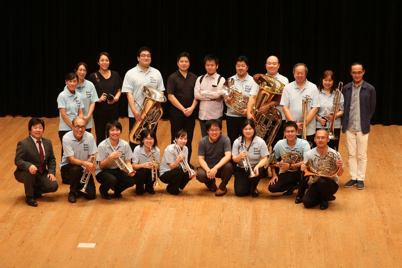2019/09/14 Brass Ensemble Saturday 第12回定期演奏会を振り返って