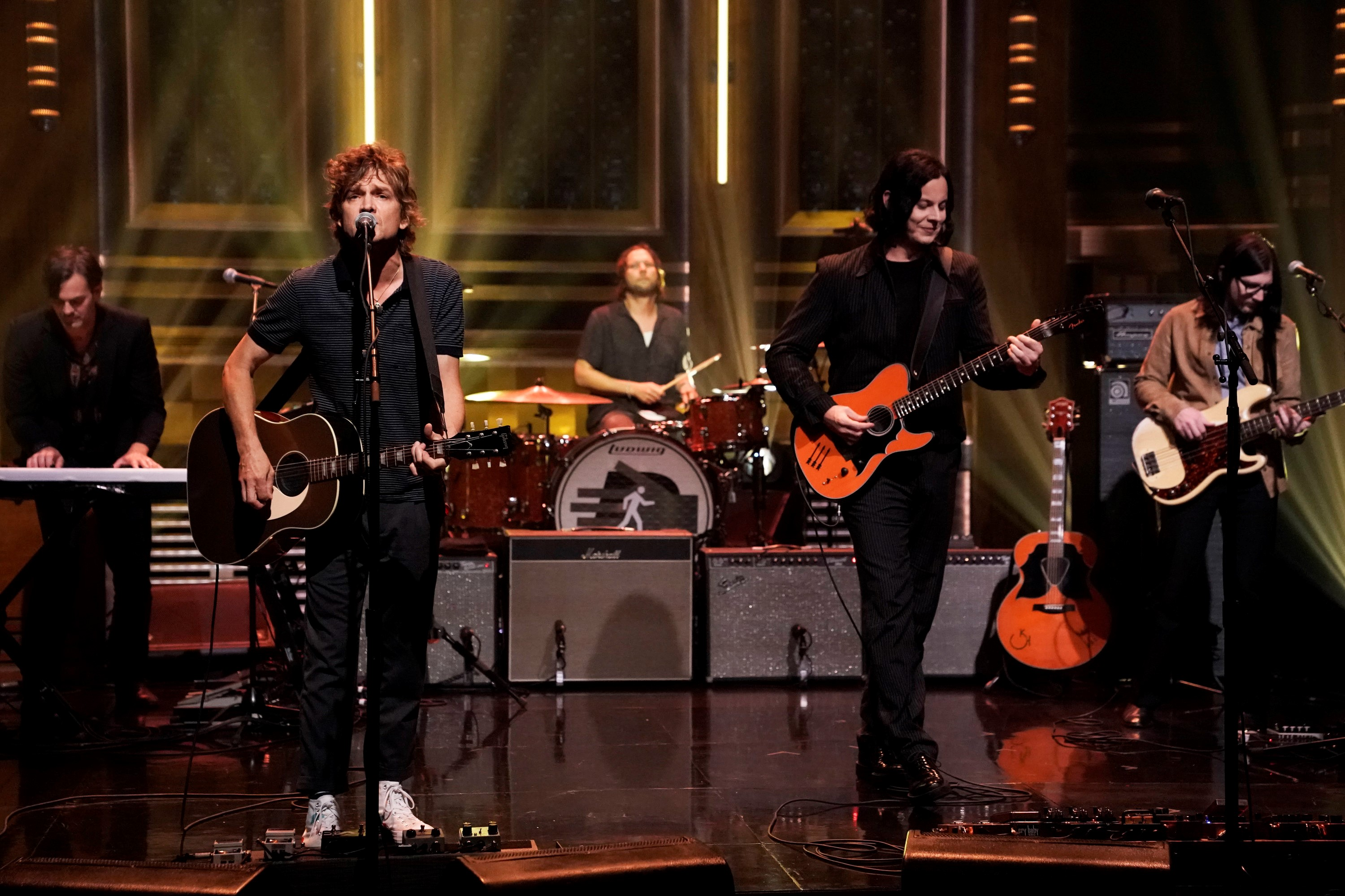 The Raconteurs on Fallon