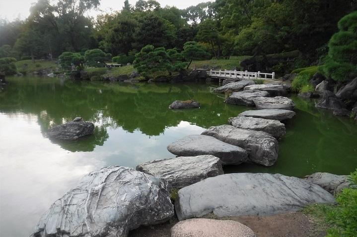19.10.8 スケッチハイク木場公園・清澄庭園 (204)