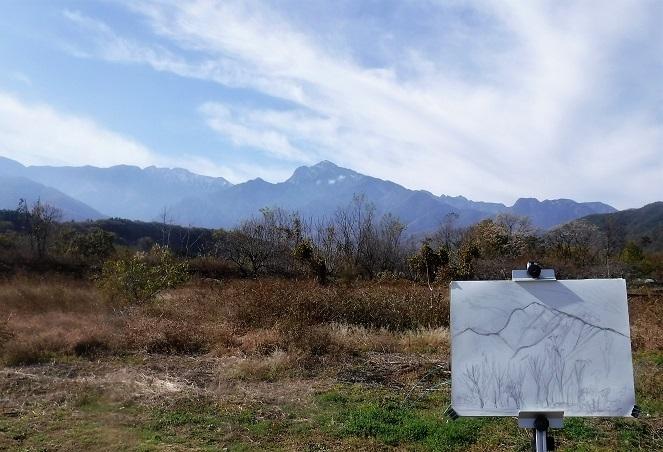 3 19.11.18-19 八ヶ岳スケッチハイク ➀ (69)