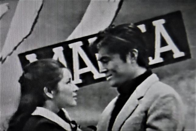 5 TVドラマ「わが心のかもめ」1960年 (3)