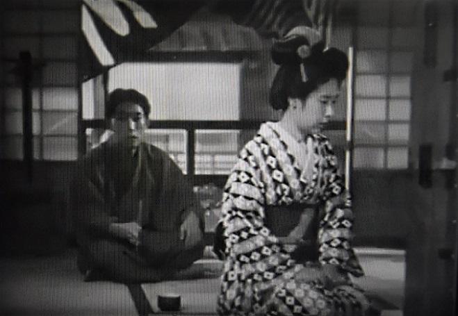 8 Youtube映画「或る女」渋谷実監督1942年
