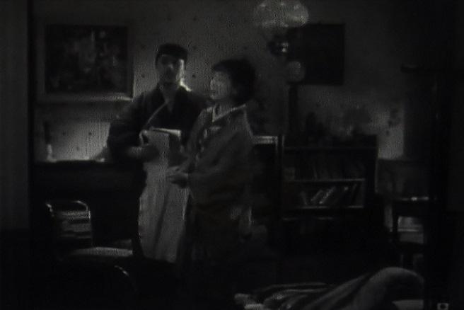 12 女優と詩人 成瀬巳喜男 1935年 (2)