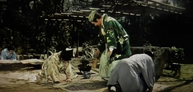 10 「お吟さま」田中絹代監督1962年