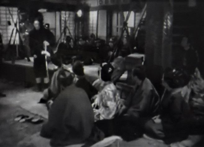 11 「マリアのお雪」溝口健二監督1935年 (1)