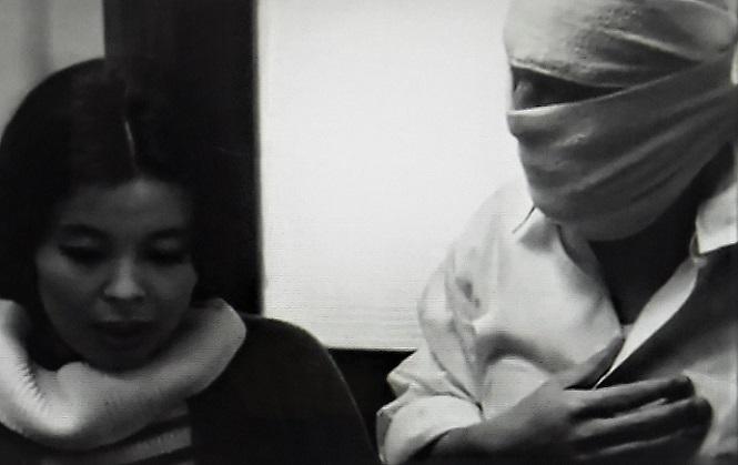 16 5位「他人の顔」勅使河原宏監督1966年