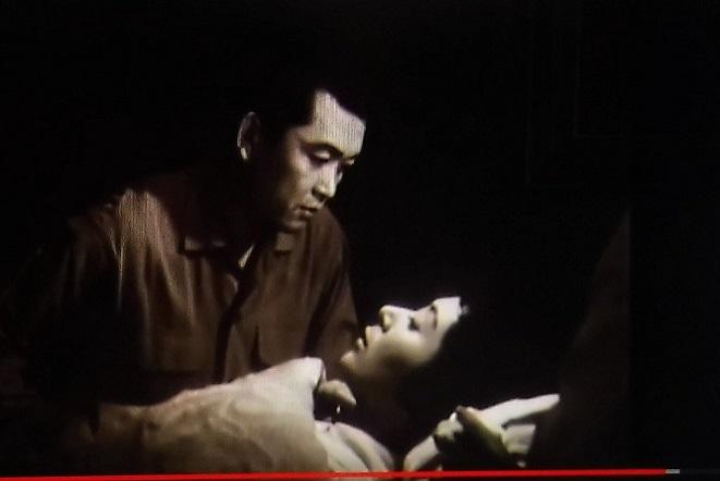 22 「乳房よ永遠なれ」田中絹代監督 1955年