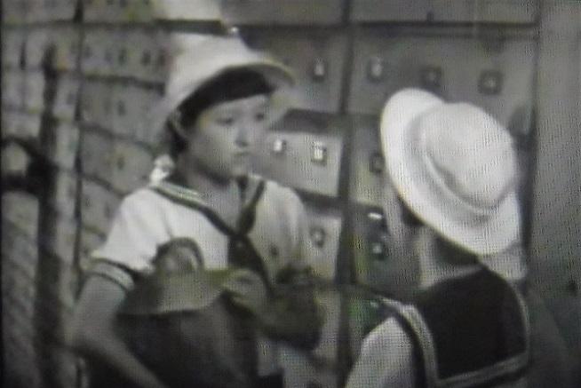 8 「花摘み日記」石田民三1939年
